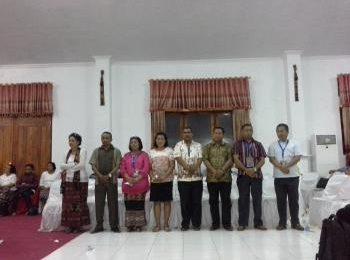 Majelis Sinode GMIT Periode 2015-2019 – SS GMIT XXXIII