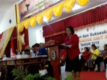 Realisasi Pendapatan Melebihi Rencana Anggaran – Laporan MS GMIT Periode 2011-2015
