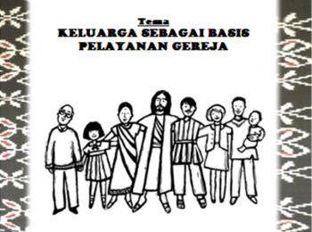 Tata Ibadah Bulan Keluarga 2014