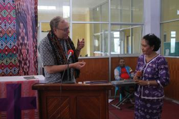 Kunjungan Kemitraan UCC (United Church of Christ) Ke GMIT