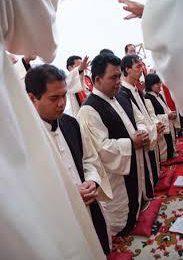 Tata Ibadah Perhadapan Pendeta