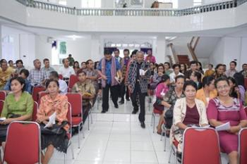 Pembukaan Sidang Majelis Klasis Kota Kupang