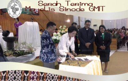 Serah Terima Majelis Sinode GMIT