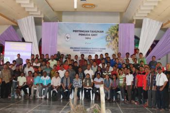 Pertemuan Tahunan BP Pemuda Sinode dan Pelatihan Pemuridan Tingkat Dasar