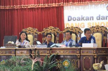 Majelis Sinode Ditanyai tentang Fee dari Bank NTT – Sidang Sinode GMIT XXXIII