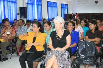 "GURU IBARAT KODOK SISWA IBARAT IKAN – WORKSHOP INTERNASIONAL ""TEACHING LEARNING ASSESSMENT"""