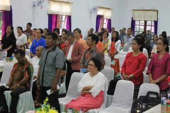 GEREJA MESTI JADI PELOPOR SPIRITUALITAS UGAHARI