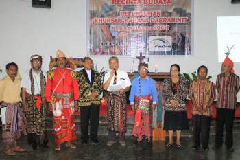 LPP INADAE BUKA KURSUS BAHASA DAERAH NTT