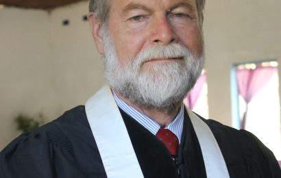 HAMBA SERIBU TUAN (Pdt. Dr. John Campbell-Nelson)