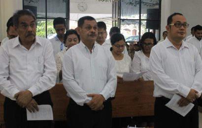 PERHADAPAN PANITIA PEMBANGUNAN GEDUNG GMIT CENTER
