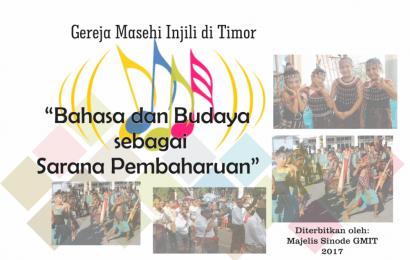 Tata Ibadah Bulan Budaya dan Bahasa Etnis Rote – Minggu, 21 Mei 2017