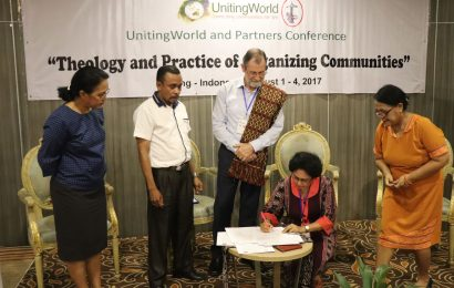 GMIT dan UNITING CHURCH OF AUSTRALIA (UCA) TANDATANGANI MoU