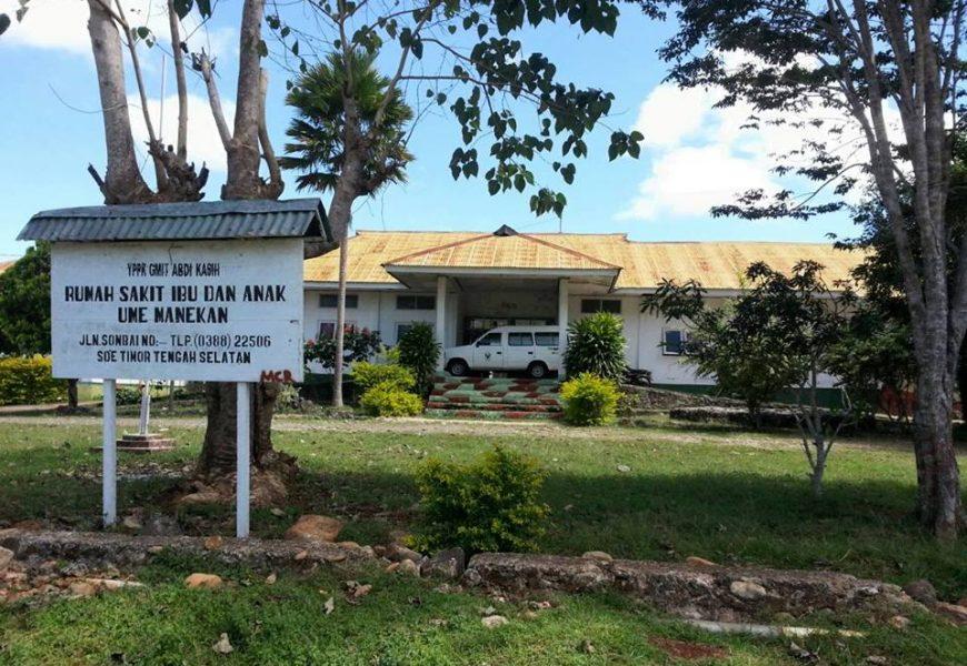 Ironi BPP GMIT: Bank Makin Sehat, Rumah Sakit Tambah Sakit