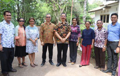 Visitasi Tim Akreditasi Nasional, Fakultas Teologi UKAW keluhkan Tenaga Dosen
