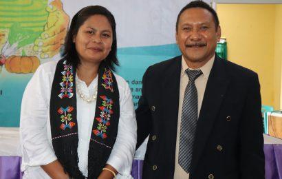 Sekretaris Bidang Penilaian Kinerja MS GMIT Purna Layan