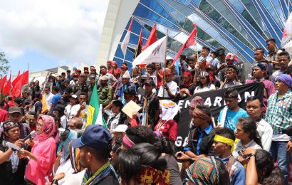 Human Trafficking: Pimpinan IRGSC Minta Presiden Jokowi Study Banding di Timor Leste