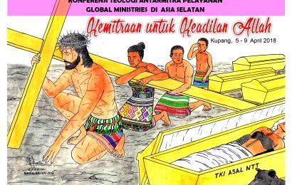 Konferensi Teologi Internasional Antarmitra Pelayanan Global Ministries di Asia Selatan