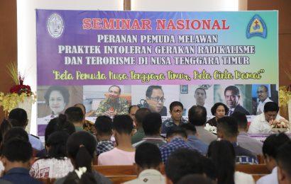 Pengurus Pemuda Sinode GMIT Selenggarakan Seminar Radikalisme