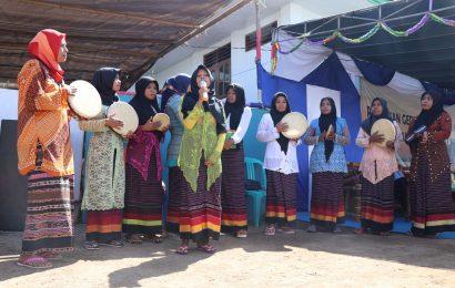 Grup Qasidah Meriahkan Ibadah Penahbisan Gereja