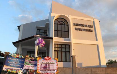Kantor Klasis GMIT Kota Kupang Diresmikan