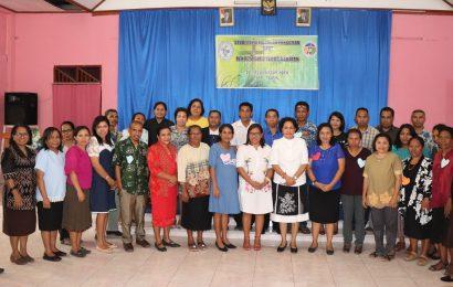 50 Pendeta GMIT Ikut Studi Pengembangan Panggilan
