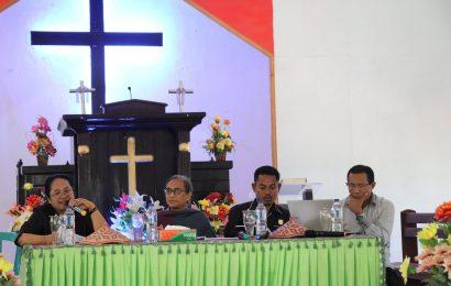 MS GMIT Antisipasi Dampak Pembangunan Bendungan Temef