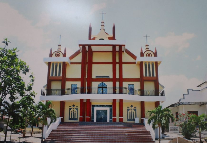 Bangun Gedung Gereja, Jangan Lupa Urus Sekolah