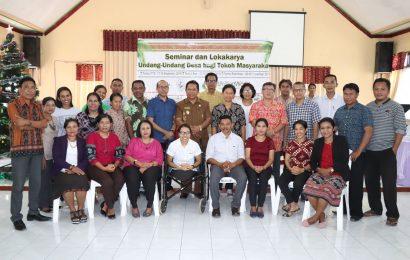 Pemda Rote Ndao Pastikan Para Pendeta Dilibatkan Dalam Musrembangdes