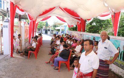 Presiden Jokowi Dijadwalkan Kunjungi Expo Produk Lokal Jemaat GMIT Benyamin Oebufu-Kupang