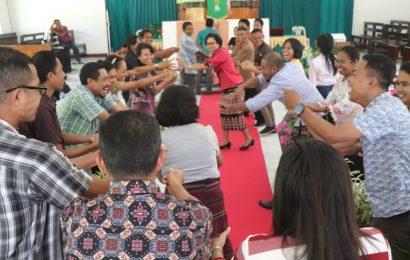 Relasi Kolegial 1.500 Pendeta GMIT Perlu Perhatian