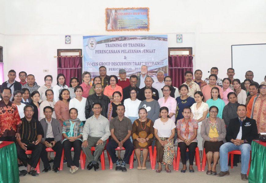 Perencanaan Program Pelayanan Berbasis Analisa Sosial di GMIT (bagian I)