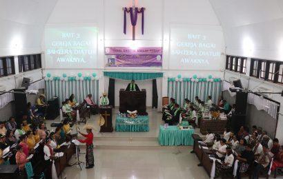 Jemaat GMIT Kefas Kampung Baru Peringati HUT ke 61