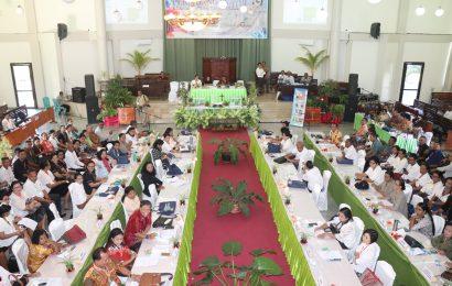 Pendeta Semuel Pandie Terpilih Menjadi Ketua Majelis Klasis Kupang Tengah