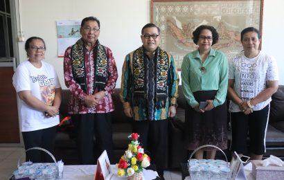 Gereja Kalimantan Evangelis (GKE) Rencana Adopsi Sistem Sentralisasi Gaji Pokok GMIT