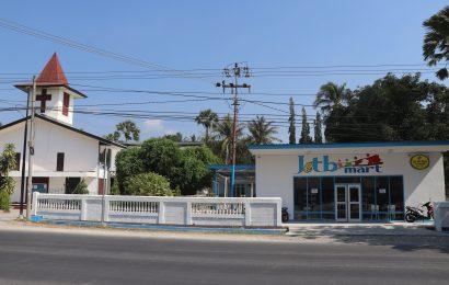 Pertama di GMIT: Jemaat Ebenhaezer Tarus Barat Buka Minimarket