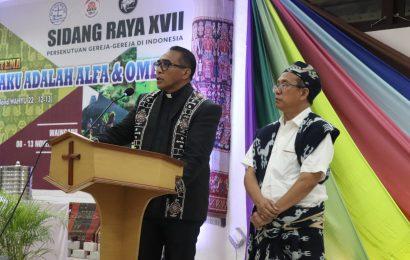 PGI Diminta Jadi Mitra Kritis Bagi Pemerintah
