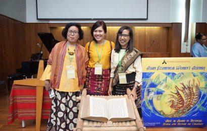 Catatan dari Asian Ecumenical Women's Assembly 2019 —Pdt. Dorkas Nyake Wiwi