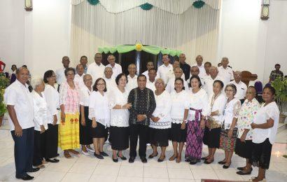 Natal Persekutuan Pendeta Emeritus GMIT
