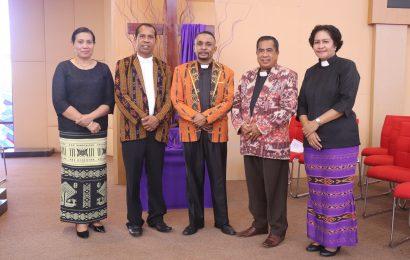 Dampak Virus Corona GMIT Tunda Pelayanan Sakramen, Gedung Gereja Boleh Dipakai Pemerintah