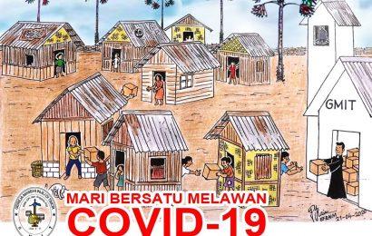 Kebijakan Strategis GMIT Hadapi Covid-19