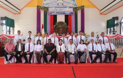 Majelis Sinode GMIT Perhadapkan Tim Kerja BP4S dan Badan Keadilan & Perdamaian