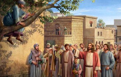 Hari Ini Telah Terjadi Keselamatan di Bangsa Indonesia (Lukas 19:1-10) – Pdt. Jahja A. Millu