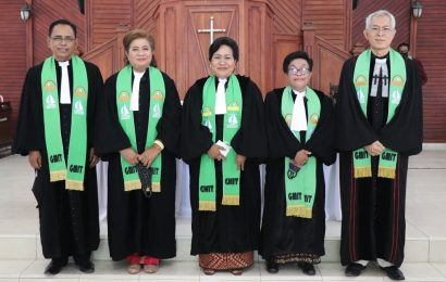 Lima Pendeta GMIT Memasuki Masa Emeritasi