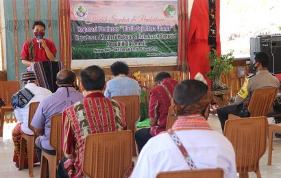 Bantu Petani, Sejumlah Pendeta GMIT Bentuk Koperasi Produsen