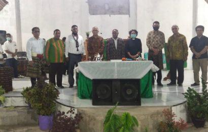 MS GMIT Perhadapkan Panitia Persidangan Sinode GMIT ke-35 di Sabu-Raijua