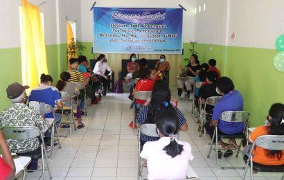 Rumah Harapan GMIT Rangkul Kaum Disabilitas Peringati 16 Hari Anti Kekerasan Terhadap Perempuan