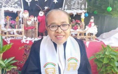 Pendeta Arni Kitu-Neolaka Tutup Usia