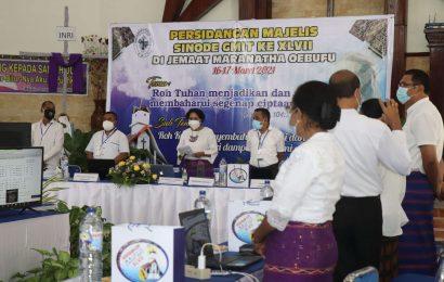 Hasil Sidang MS GMIT ke-47 (1): Sinode GMIT Dirikan Yayasan LBH