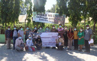 Universitas Kristen Maranatha Bandung Dukung GMIT Untuk Pelayanan Trauma Healing