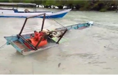 Siklon Seroja Tenggelamkan 90 Perahu Nelayan di Pulau Landu-Rote
